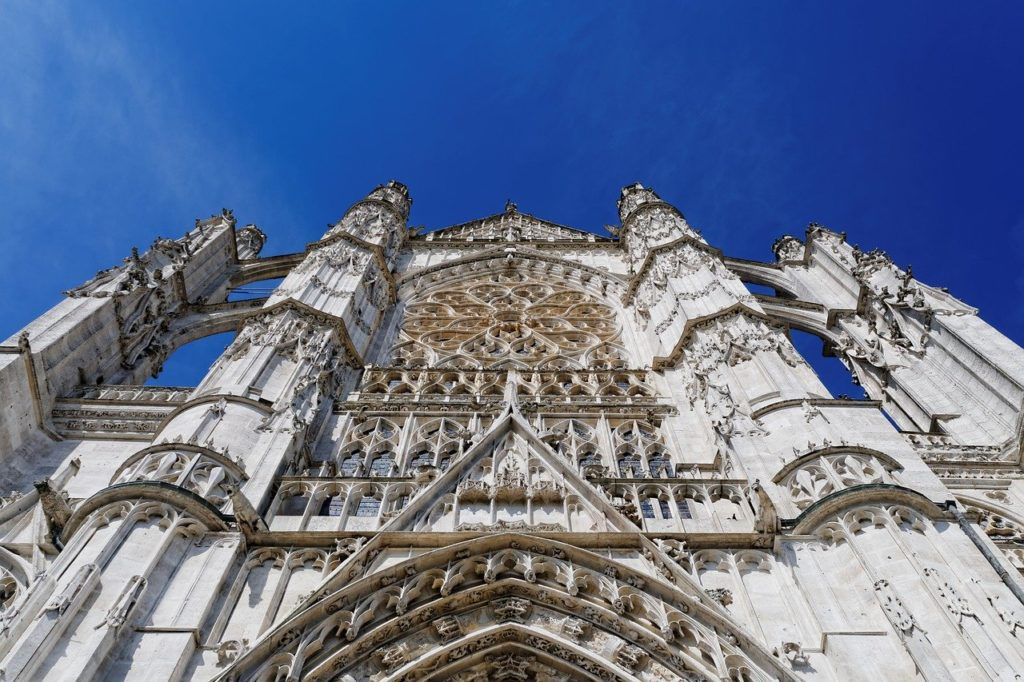 cathedral, beauvais, picardy